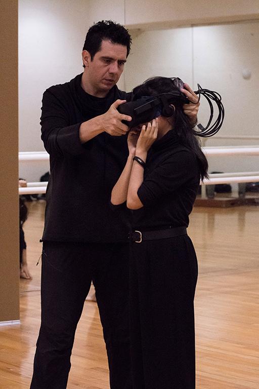Realidad Virtual en el Arte